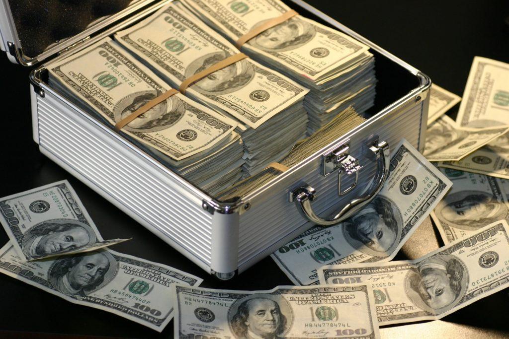 お金の画像です