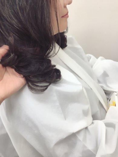 髪の毛 デジタルパーマ